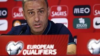 Paulo Bento tritt als Trainer von Portugal zurück