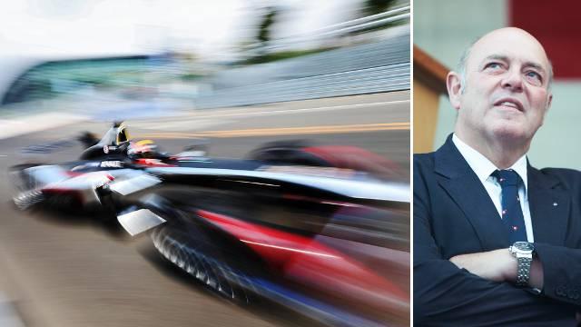 Ulrich Giezendanner wünscht sich die Formel E in der Schweiz.