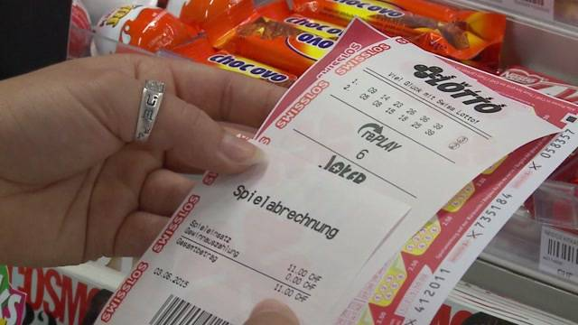Lotto-Millionär gesucht