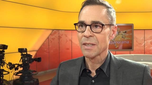 Abschied von SRF: Matthias Hüppi moderiert zum letzten Mal das Sportpanorama
