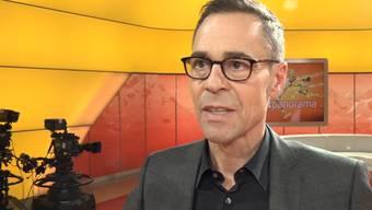 Matthias Hüppi hat am Sonntagabend zum letzten Mal die Sendung Sportpanorama auf SRF2 moderiert. Für ihn ein sehr emotionaler Moment, wie er im Interview sagte.