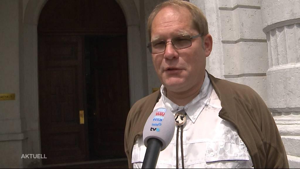 Der Prozess gegen Richterbeisser Kuno W. geht in eine neue Runde