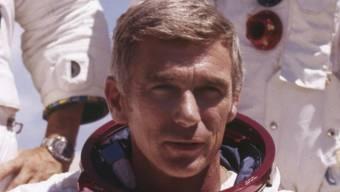 """Er war der letzte Mensch auf dem Mond: Eugene """"Gene"""" Cernan. (Archiv)"""