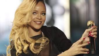 """Findet die Kosten für die Trauerfeier """"saftig"""": Rihanna (Archiv)"""