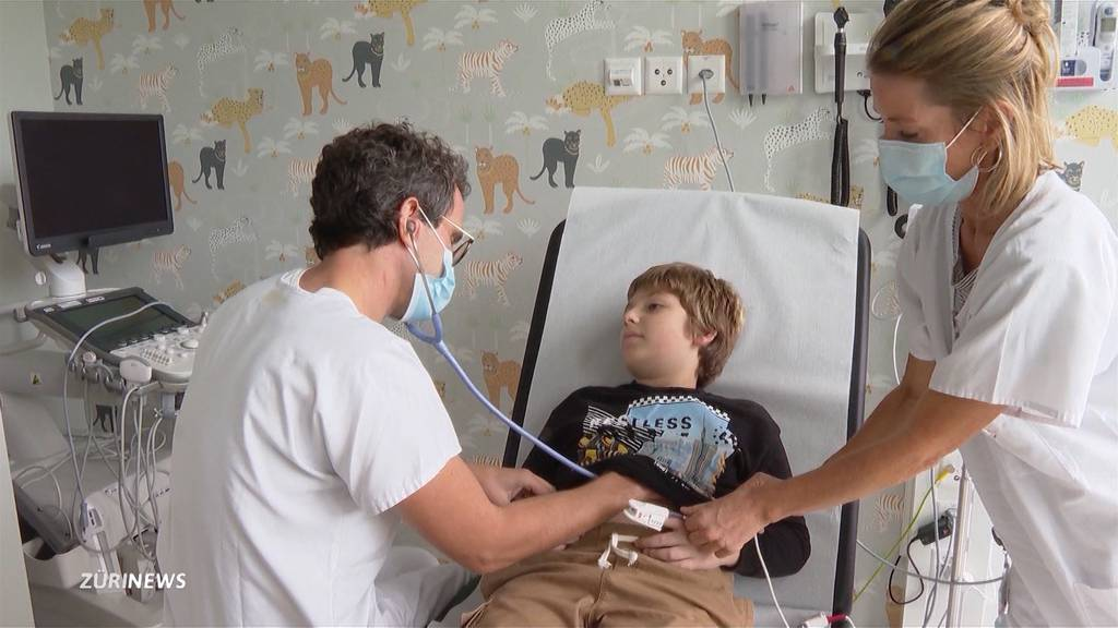 Kinderspital eröffnet Notfallpraxis am Flughafen