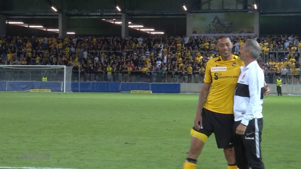 Uhrencup Biel: YB versenkt Eintracht Frankfurt