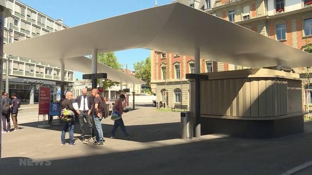 Neuer Eigerplatz eröffnet
