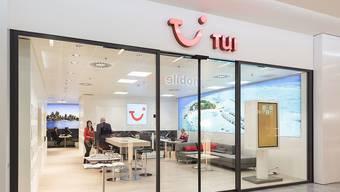 Tui Suisse macht 8 Läden dicht. (Archiv)