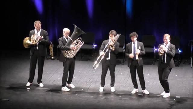 Canadian Brass in Oltner Stadttheater