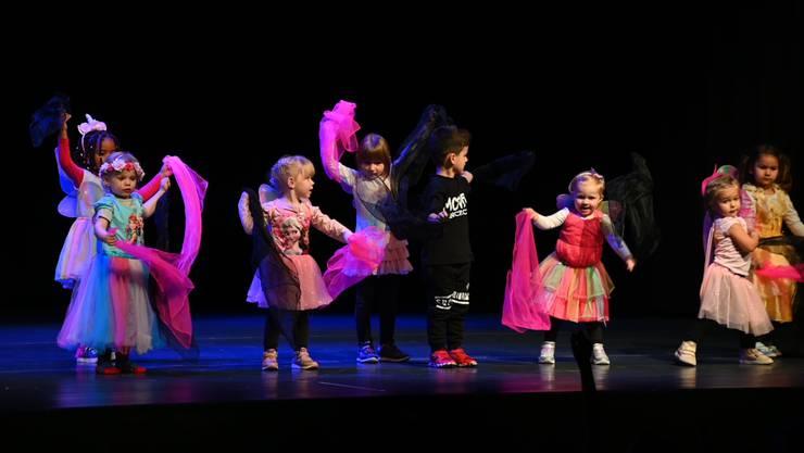 Magical Park Show der Streedance-Schule Move von Sarah Cattin im Parktheater
