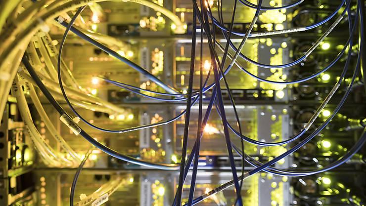 Bisher unbekannte Täter haben Daten auf den IT-Systemen der Brugg Group verschlüsselt. (Symbolbild)