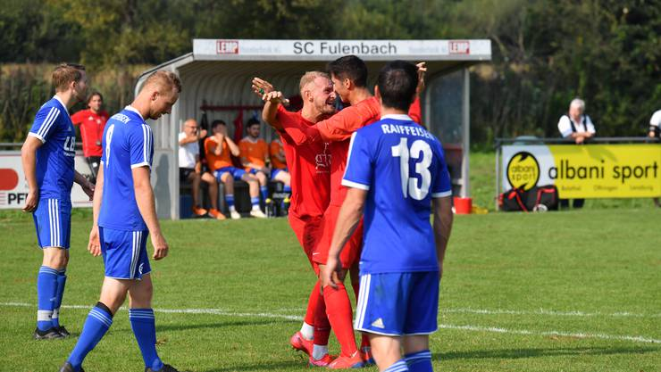 2. Liga, 6. Spieltag: Fulenbach - Iliria 0:4.