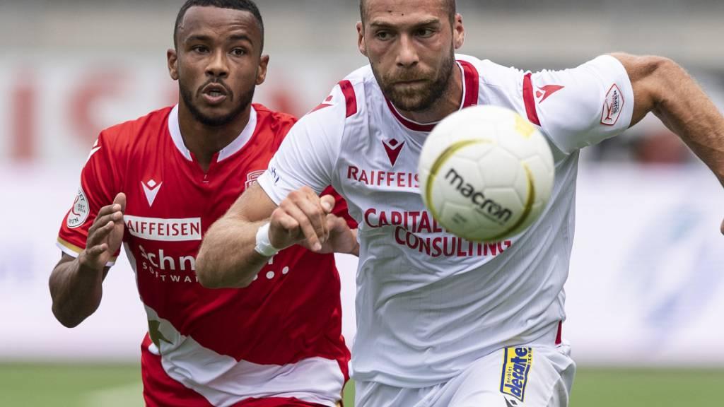 Der FC Sion reiht neuerdings Sieg an Sieg