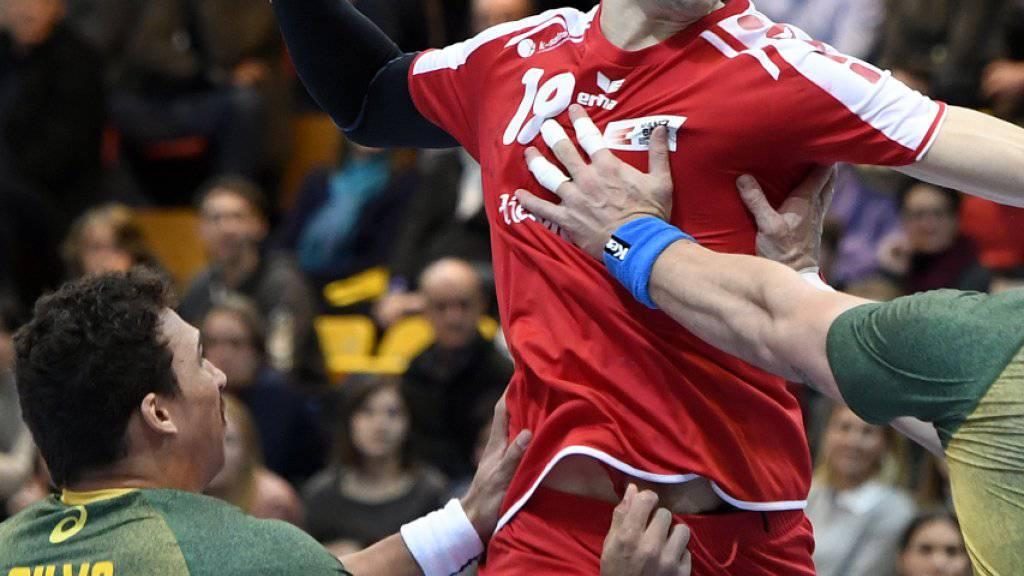 Zoran Markovic springt hoch, die Schweizer verliert in Österreich trotzdem (Archvibild)