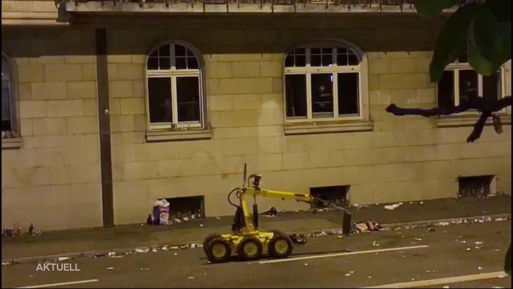 Bombenalarm an der Street Parade