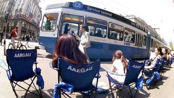 Zürcher lassen sich zunehmend im Aargau nieder. (Symbolbild)