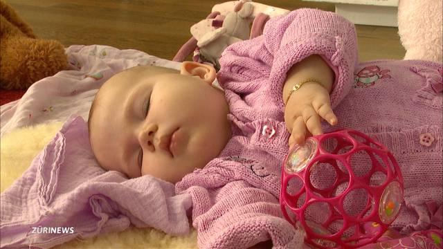 Baby Valeria: Eltern hoffen auf Therapieentwicklung
