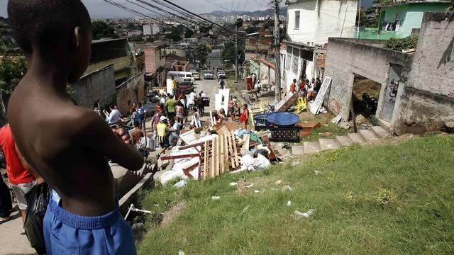 Nach den Unwettern in Brasilien sind tausende Menschen obdachlos (Archiv)
