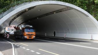 Schlossbergtunnel Baden