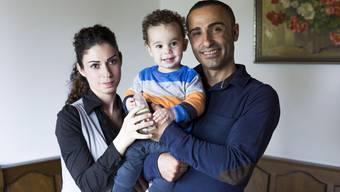 Die Kaufmanns aus Sins teilen ihr Haus mit syrischen Flüchtlingen