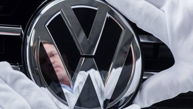 Die Golf-Fertigung bei VW steht vom 20. bis 29. August still.