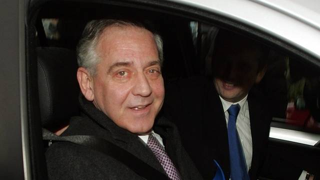Ivo Sanader verlässt das Gefängnis