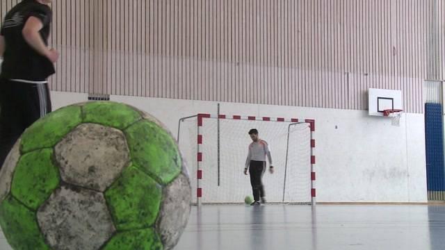 Steiniger Weg für Handball-Talent