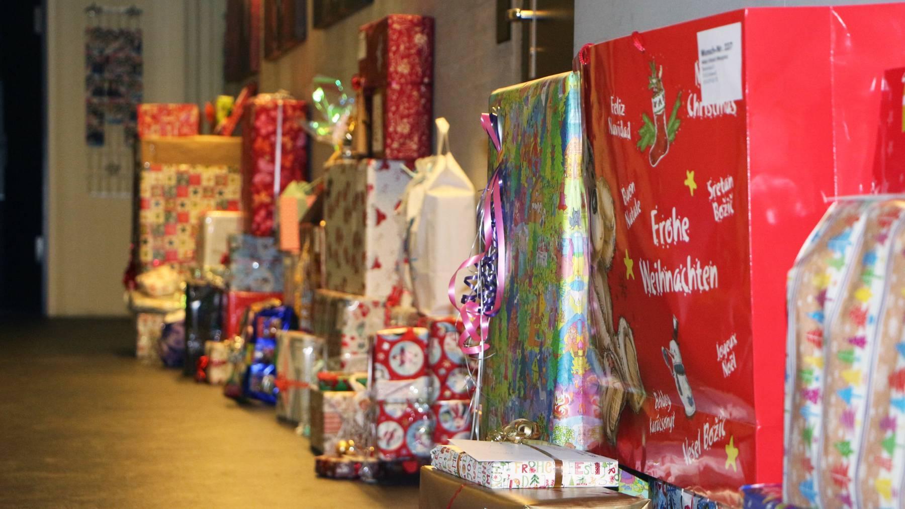Wiehnacht für alli Geschenke Weihnachten