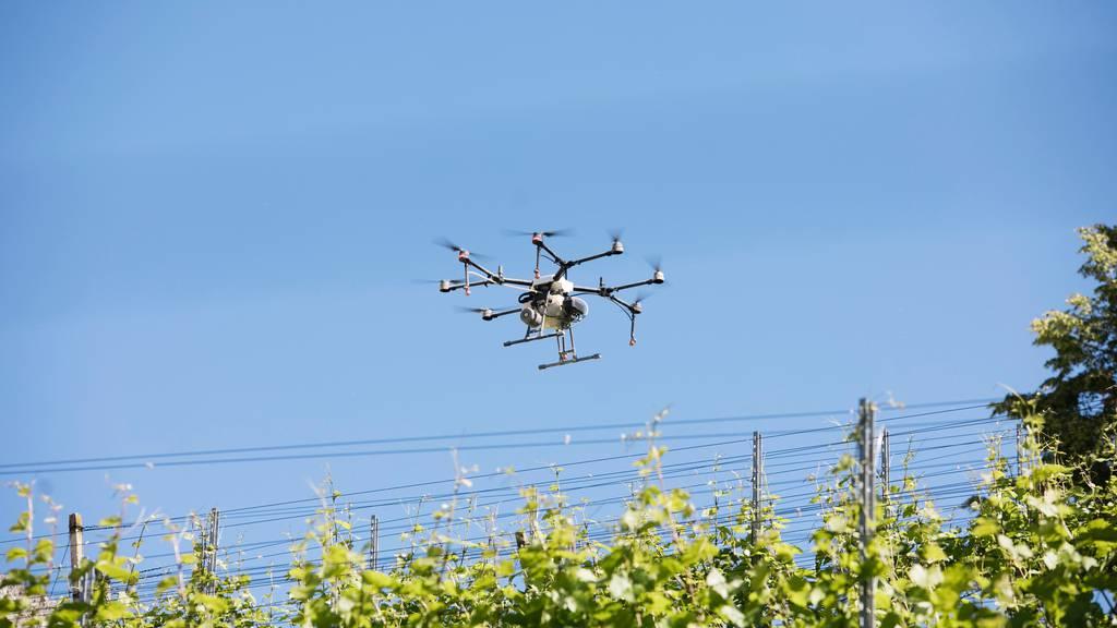 Schweiz und USA wollen bei Drohnen vermehrt zusammenarbeiten