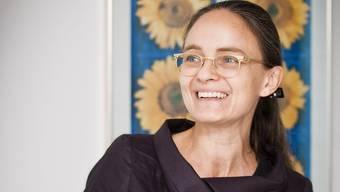 Bergita Kayser, Direktorin der Sozialversicherungsanstalt Aargau.