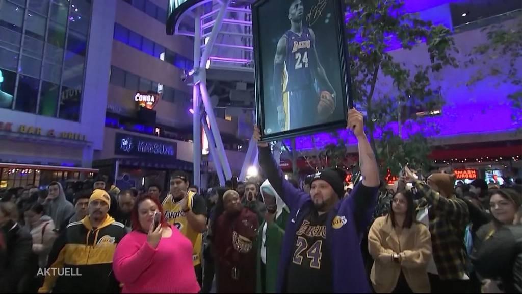 Sportwelt trauert um Basketball-Star Kobe Bryant