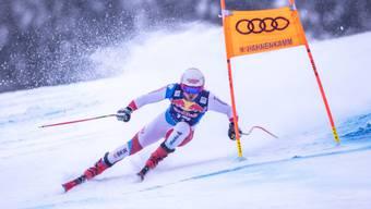 Mauro Caviezel klassierte sich als bester Schweizer als Siebter