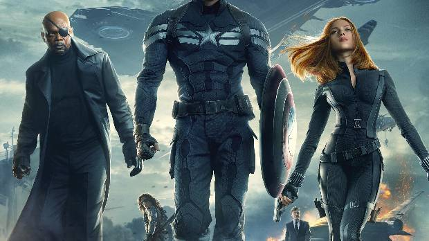 Kinotipp: The return of the first avenger (3D)