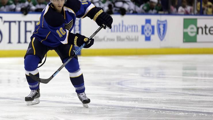 Der HC Ambri-Piotta hat sich die Dienste des 35-jährigen US-Centers mit der Erfahrung von 135 NHL-Spielen gesichert.