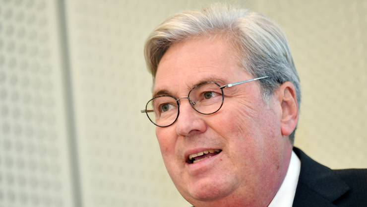 Er ist wieder der Chef – wenn auch nur vorübergehend: Clariant-Präsident Hariolf Kottmann muss nach dem Abgang von Firmenlenker Ernesto Occhiello das Unternehmen auch operativ wieder leiten.