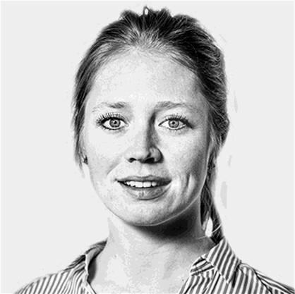 Anna Wanner, Co-Leiterin Inland
