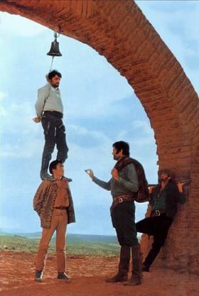 Ikonografische Bilder, legendäre Musik: Sergio Leones und Ennio Morricones Film «Spiel mir das Lied vom Tod».
