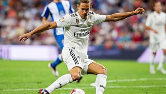 Wechselt innerhalb Madrids von Real zum Stadtrivalen Atlético: Marcos Llorente