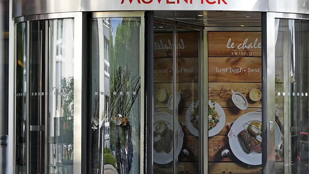 Die Schweizer Mövenpick-Gruppe verkaufte 2018 alle ihre 84 Hotels und Resorts an den französischen Hotelkonzern Accor. (Archivbild)