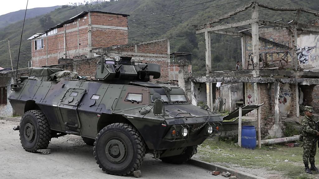 Massaker an Ureinwohnern in Kolumbien – Präsident schickt Truppen