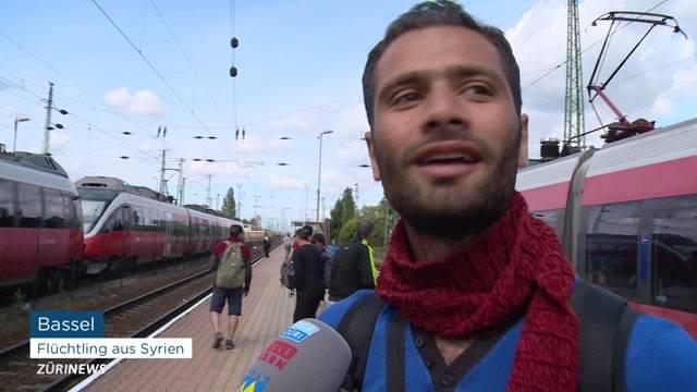 TeleZüri an der österreichischen Grenze