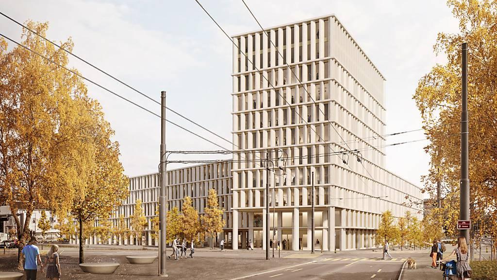 Luzerner Architekten gewinnen Wettbewerb
