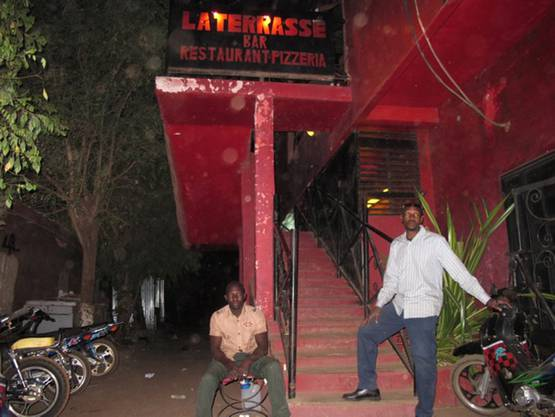 Tatort: Das Restaurant La Terrasse