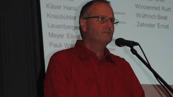 Untermalt durch den Männerchor Walterswil, unter der Leitung von Erika Eichenberger, eröffnete der Vorsitzende und Verbandspräsident Martin Aeschbach die Delegiertenversammlung.