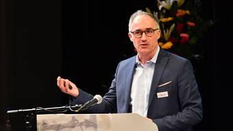 Referat Dr. Christoph Joho am Aareforum 2017 in Olten zur Glaubwürdigkeit im Sport
