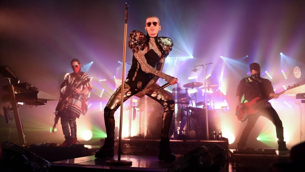 Tokio Hotel Baxx Morgenshow