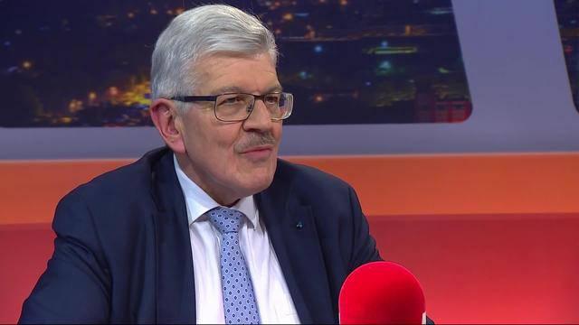 Finanzdirektor Roland Brogli zieht nach 16 Jahren Bilanz