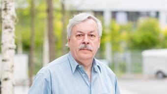 «Es ist nun ein guter Moment, um aufzuhören»: Rolf Steiner (65) kehrt dem Kantonsrat den Rücken.