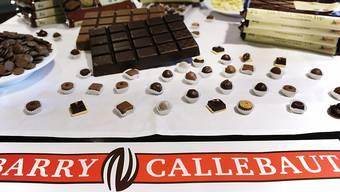Marktanteil ausgebaut: Der Schokoladenhersteller Barry Callebaut wächst trotz schrumpfendem Schokoladen-Weltmarkt.