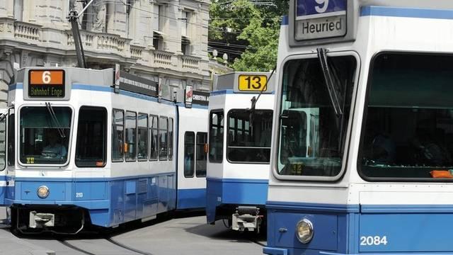 Bis Freitag gibt es keinen Tramstreik in Zürich (Archiv)